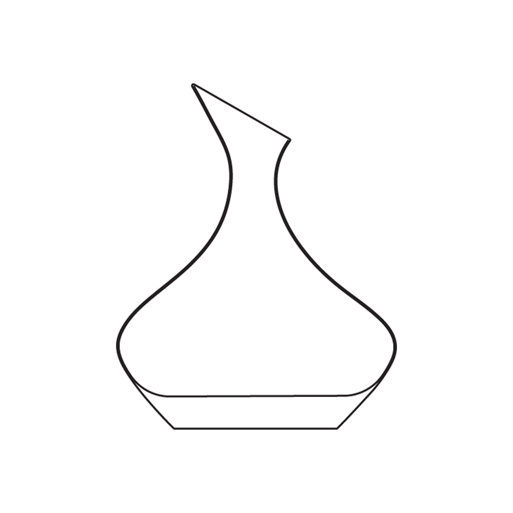 Foto Personal Decanter (400 ml, h 19,6 cm)